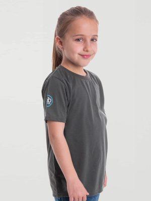 Camiseta antimosquitos niña caqui 1