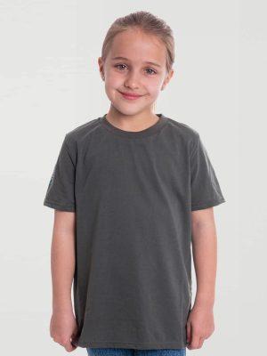 Camiseta antimosquitos niña caqui 2